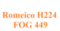 Romeico H224 / FOG 449 Lifts spare parts