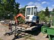 Kubota KX41 KH41 mini excavator