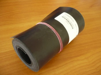 original cover band, spindle cover, masking tape for Nussbaum lift type SE 2.40 (150 mm x 2400 mm x 1,2 mm)