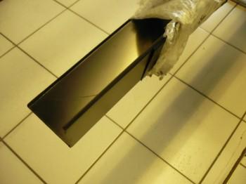 Spannband Abdeckung Spindelabdeckung Abdeckband Säulenabdeckung Hofmann MTF 3000