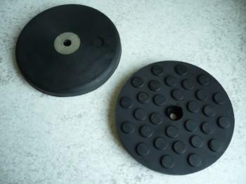 Auflageteller Gummiauflage Gummiteller Rubber Lift Pad FOG Dunlop