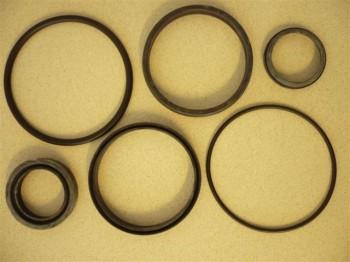 Dichtsatz Schwenkzylinder Takraf Gabelstapler DFG 3202 N-A TGL10906 /5/ Nutring