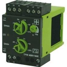 Tele Haase TPW 400V N4X Spannungs u. Phasenfolgeüberwachung