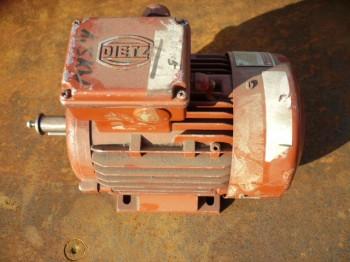 Dietz DR80 Motor Elektromotor Antrieb Spindel Steuerung Zippo 1250 Hubbühne 62.05.105