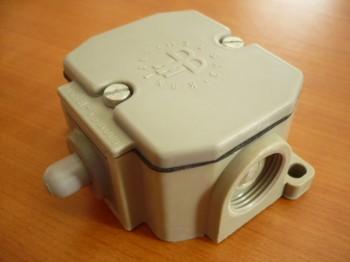 Endschalter Taster Schaltkontakt Robotron Kontaktsystem Typ PWU 1 St VEB DDR