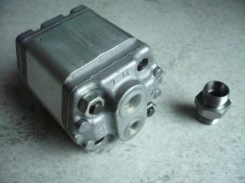 Hydraulikpumpe HY-Zahnradpumpe Pumpe Unterflurhebebühne Nußbaum Unilift 3200 +