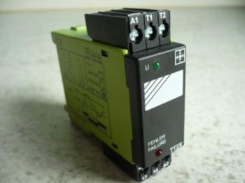 Tele Haase TT2X 230VAC Überwachungsrelais TT2X230VAC
