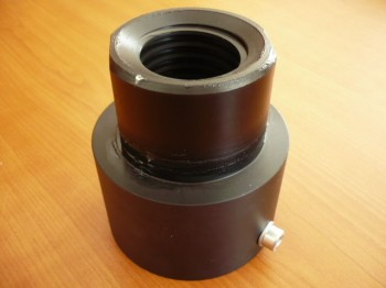 safety nut for Maha lift ECON 3 3.0 / from construction year December 2005 / 3 tons