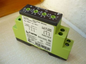 Tele Haase Wechselstrom Überwachungsgerät E1IM 10AACL10