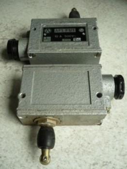 Endschalter Überlastschalter Robotron AF1. H1/1 VEB DDR Arbeitsbühne FHB 12.1