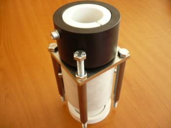 Tragmutter + Sicherheitsmutter im Paket für Slift Hebebühne Typ CO 2.30 E3 (3 Tonnen)