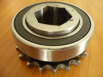 chain sprocket wheel, drive wheel for Hofmann Duolift BTE 3200