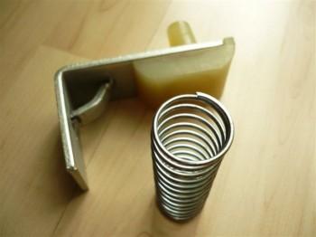 Schalthebel Kettenspanner (komplett) für MWH Consul Hebebühne Typ ab H048 u. 3.2 S