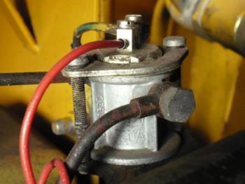 Magnetventil Magnetspule Takraf Frontstapler VTA Gabelstapler DFG 6302 3202 2002
