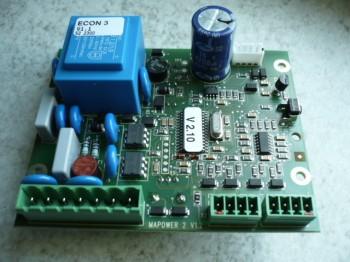 Steuerplatine Platine Leiterplatte Steuerung MAHA Hebebühne Econ 3 3,0 - 3,5 (alte Ausführung)