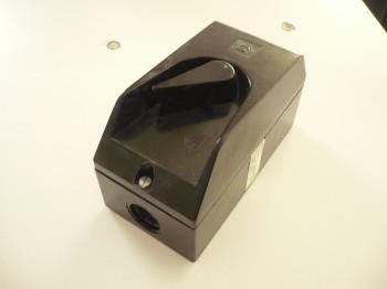 Hauptschalter Motorschutzschalter MS500/10 EAW VEB DDR Maschine Säge 0,16-0,25A