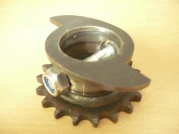 chain sprocket wheel 1/2 inch for Hofmann Duolift Type GT 2500 GTE 2500 / GE 3.0