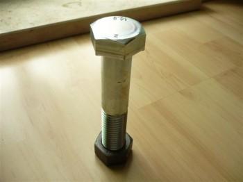 screw D 931 M24 10.9 130 for VEB work platform FHB 12.1 FH1600/1 FH1600