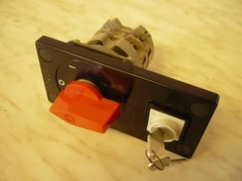 Schlüsselschalter Nockenschalter für VEB Hebebühnen FH1600 / FH1600/1 Ladwig