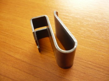 Cable Holder, spring for zippo lift Type 1250