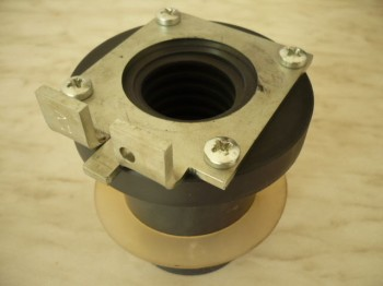 Lifting nut for Hofmann Duolift Type GS GE GT GT 2500 GTE 2500 MTE MSE 5000 MT/MTE 2500 / BT BTE