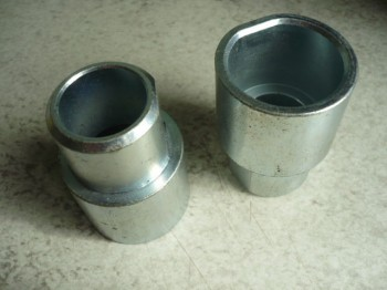 Spacer block, distance piece for lift pad Zippo lift Type 2030 2130 2135 2140 (50mm increase)