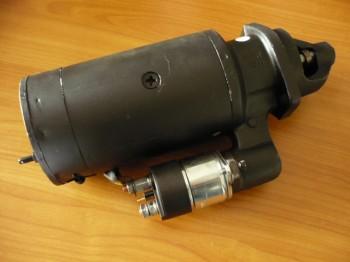 Anlasser Takraf Frontstapler VTA Gabelstapler DFG 2002 3N Panorama Paul Fröhlich