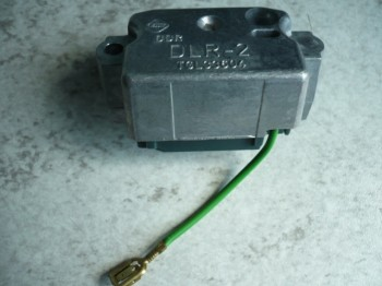 Regler Lichtmaschine Takraf 3202 6302 VEB Fortschritt IFA W50 L60 NVA DDR 14V VEM 42,5/1