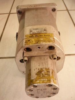 Orsta Tandempumpe Hydraulikpumpe für VTA Gabelstapler Takraf DFG 3202 N-A C40-3 L A6,3 L