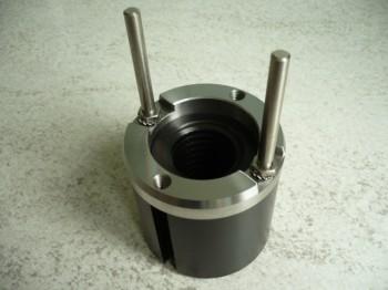 Tragmutter für Nussbaum Hebebühne Typ SLE 2.25 SLE 2.30 SLE 2.32 / SL 2.25 SL 2.30 SL 2.32 (Seilgesteuert) (TR 43x6)