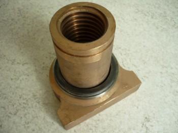 originale Tragmutter für Zippo 6t Hebebühne Typ 2150 2160 / 2.60-2M