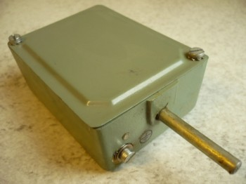 EMT Endschalter Schaltkontakt Kontaktsystem VEB Elektromechanik Zittau DDR TK 2