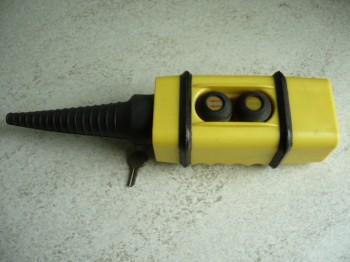 FAEL Hängetaster Steuerflasche Steuerschalter Typ KS-1 DDR VEB Hebebühne FHB 12.1