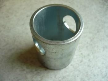 Arretierung Verdrehsicherung Arretierzylinder Anschweißzylinder Zippo 15.07.156