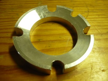 Concave Ring. Befestigungsring Zippo Hebebühne u.a. Typ 1731 1735 1730