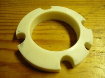 Convex Ring, Befestigungsring für Tragmutter Zippo Hebebühne Typ 1730 1731 1735