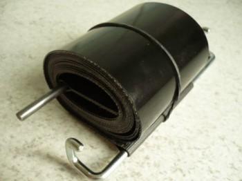 Abdeckband Abdeckung Spannband Spindelabdeckung für Zippo Hebebühne Typ 2130 2135 2140