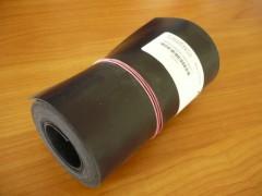 Original Abdeckband Spindelabdeckung Spannband Säulenabdeckung für Nußbaum Hebebühne Typ SE 2.40 (150 mm x 2400 mm x 1,2 mm)