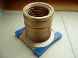 Lifting nut load nut for Hofmann Duolift Type MTE 3000 (new design)