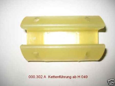 Kettenführung für MWH Consul Hebebühne Typ H049 H052 H080 H105 H109 H134 H142 H167 H200 H238 H300 H325 H400 (passt auch alte Ausf.)