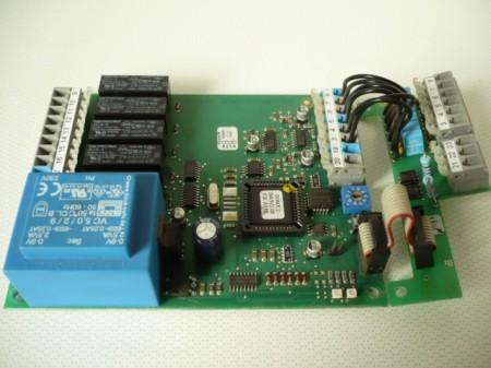 Steuerplatine PC-Platine Steuerung für Zippo Hebebühne Typ 2030 2130 2135 2140