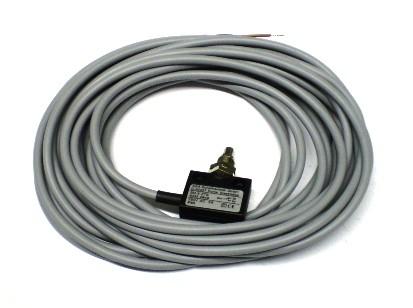 Sicherheitsschalter mit Kabel Schalterkabel Endschalter für Nußbaum Hebebühne Typ 990084