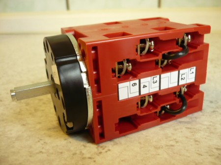 up/down switch, control switch for Hofmann Duolift Type MTE 3000