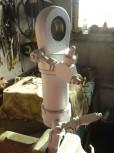 rechts Schwenkzylinder Arbeitszylinder Takraf Gabelstapler DFG 3202 N-A TGL10906