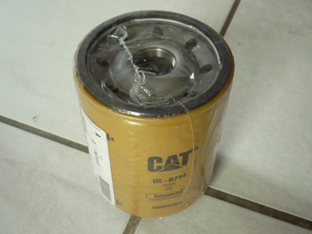 Engine Oil Filter USA CAT Caterpillar Excavator 1R-0714