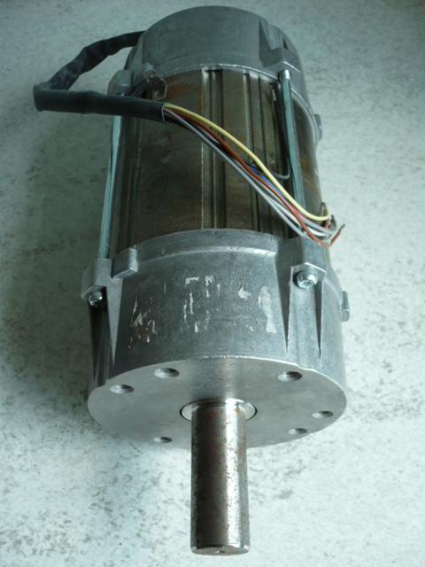 Electric Motor W7hiu4d 277 For Maha Lift Econ El 2 5 Gf Gp