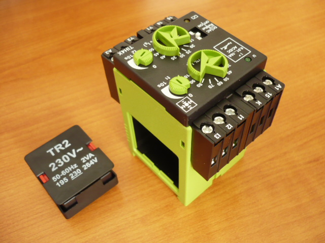 Voltage Monitoring Device : Tele haase tih current monitoring device