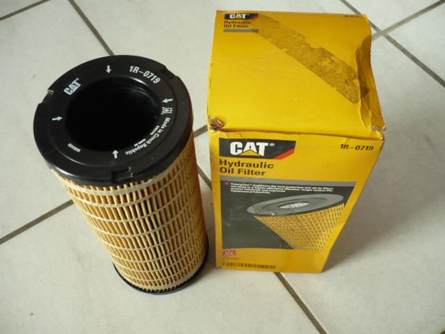 Filter Oil Filter USA CAT Caterpillar Excavator 1R-0719