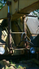 Dichtsatz Dichtung Hubzylinder VEB Fortschritt T174-2 Mobilbagger DDR Baumaschine (Hubzylinder mit 56mm Stange runder Kopf)