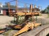 VEB Mastkletterbühne Arbeitsbühne Hebebühne FH 1600 DDR Lift Bauaufzug Gerüst